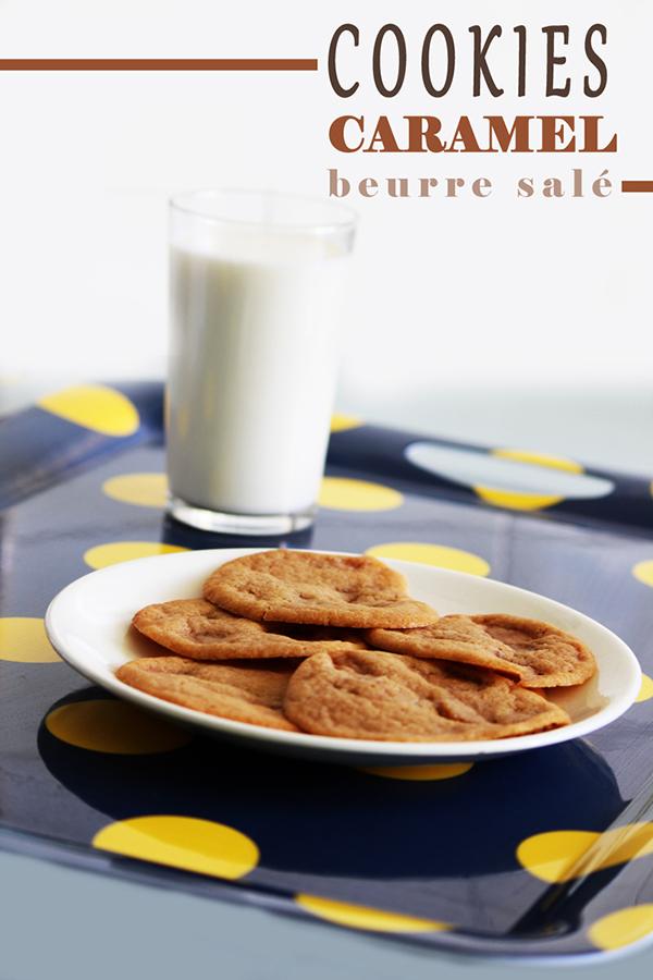 cookies caramel beurre sal. Black Bedroom Furniture Sets. Home Design Ideas
