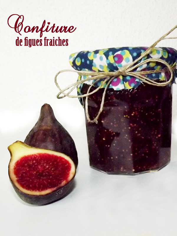 Confiture de figues fraiches - Cuisiner des figues fraiches ...