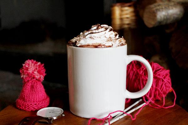 chocolat chaud gourmand. Black Bedroom Furniture Sets. Home Design Ideas