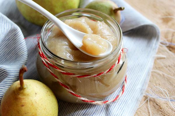 Compote de pomme-poire