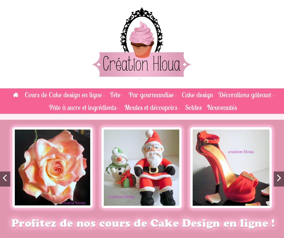 Cours De Cake Design En Ligne